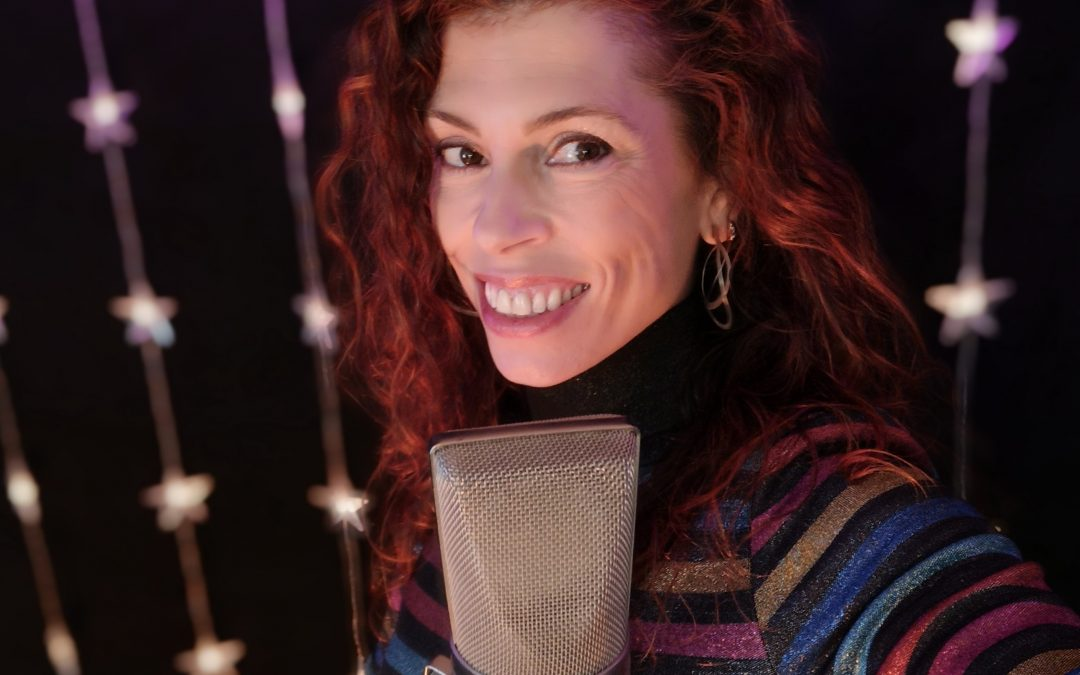 Gemma Pedrós Opal vocal coach complete vocal technique Barcelona Navidad Christmas cantante